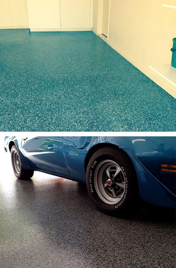 Affordable Garage Floor Painting Gold Coast All Coast