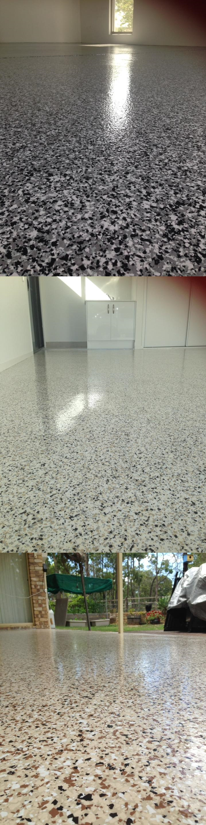 Quality Epoxy Flake Flooring In Brisbane